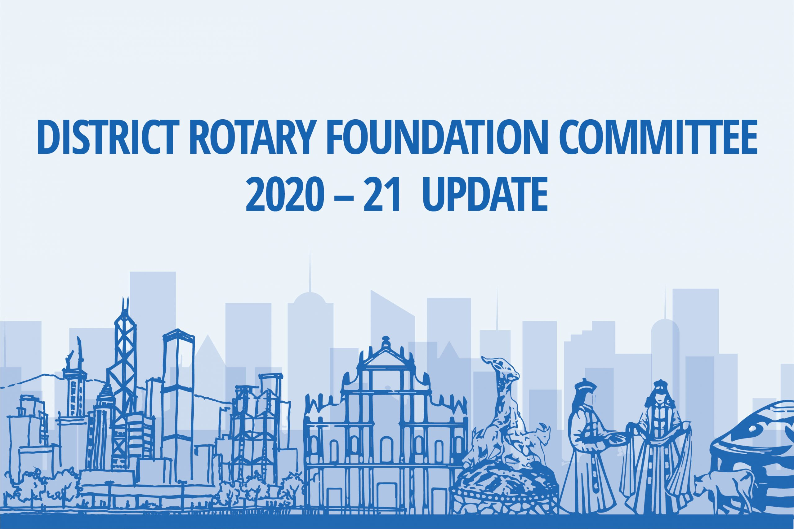 A Good Start in RY 2020 – 21 , by PDG Jones Wong