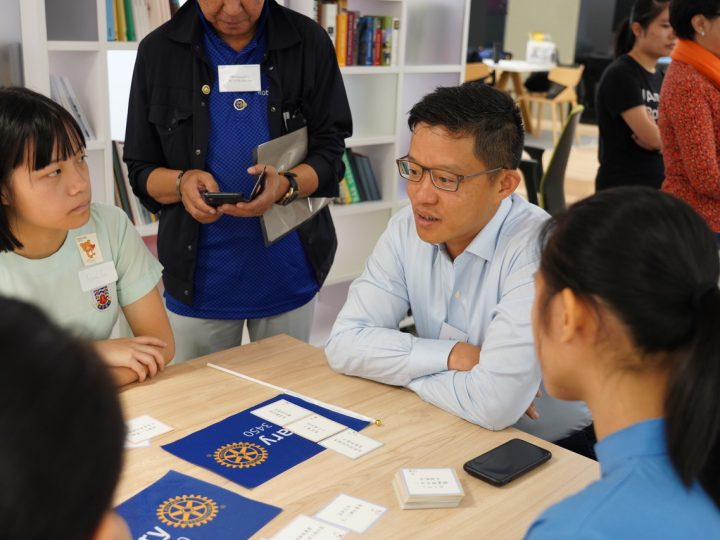 Youth Protection Policy for District, by PP Silva Yeung Tak Wah, RC of Kowloon Golden Mile
