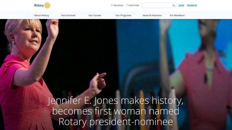 Holger Knaack declares Jennifer Jones president-nominee