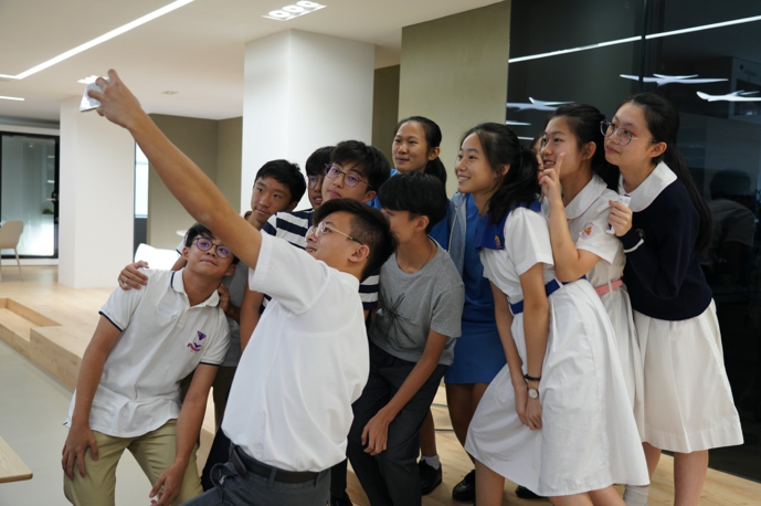 Let's hear from the District Interact Representative (2019 – 20) By Jaydon Ma