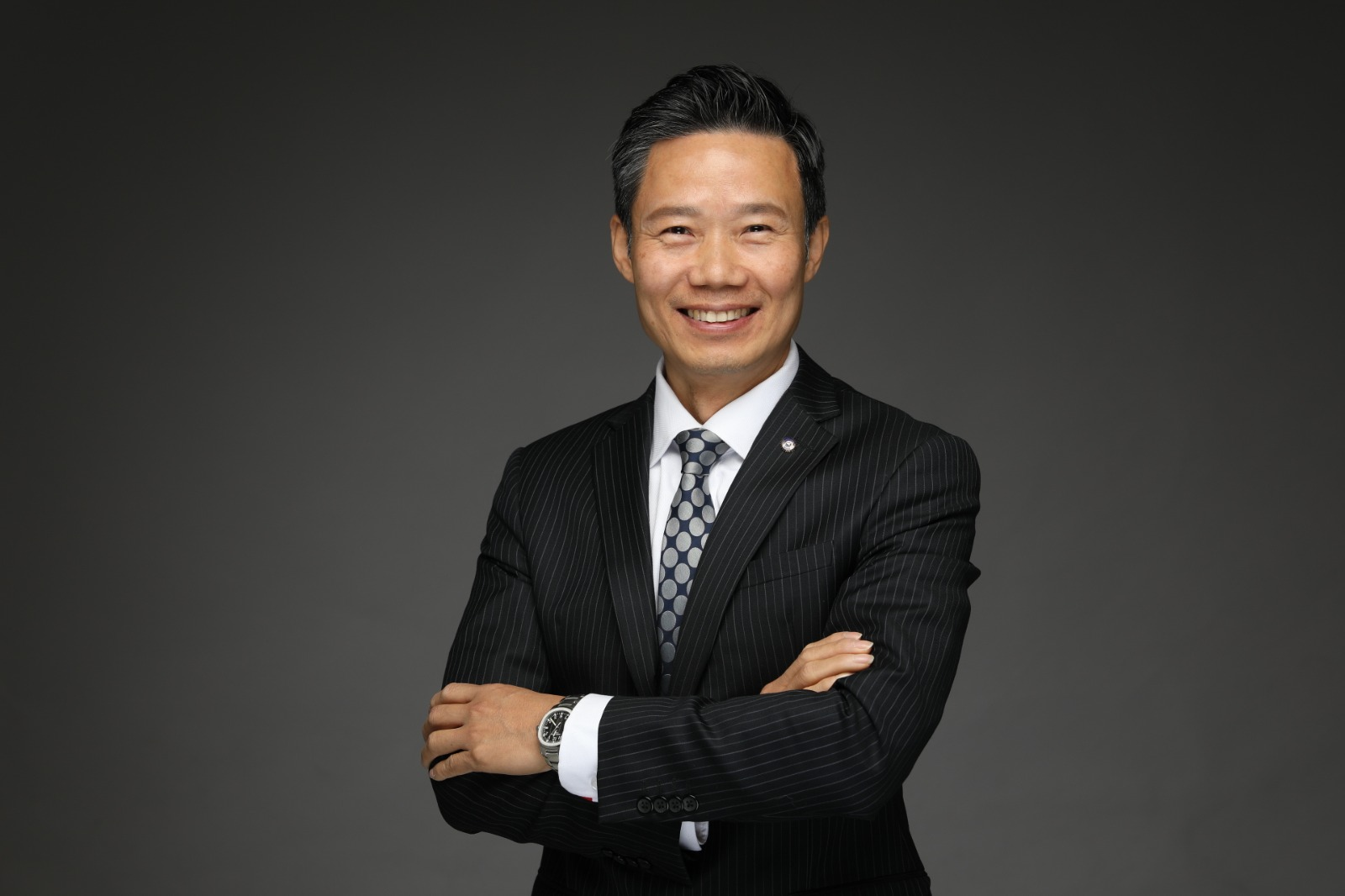 A Warm Welcome to DGND Andy Li – Our DG 2023 – 24, By DG Eric Chak