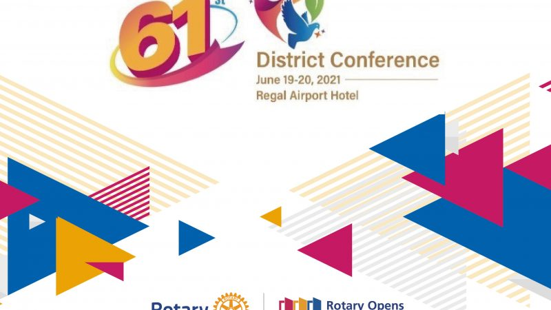 61st District Conference