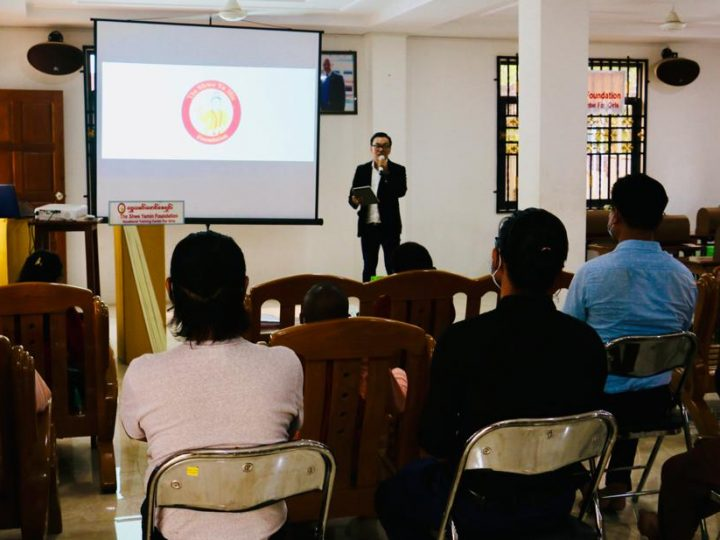 Positive News from Myanmar – A GG Project Started!
