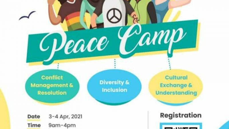 PEACE – We all want and need it!