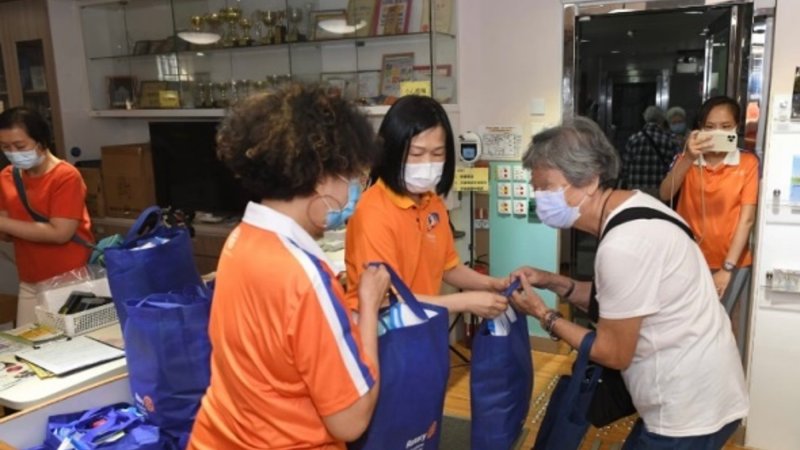 """ROTARY COMMUNITY CORPS – """"SERVE TO CHANGE LIVES """""""